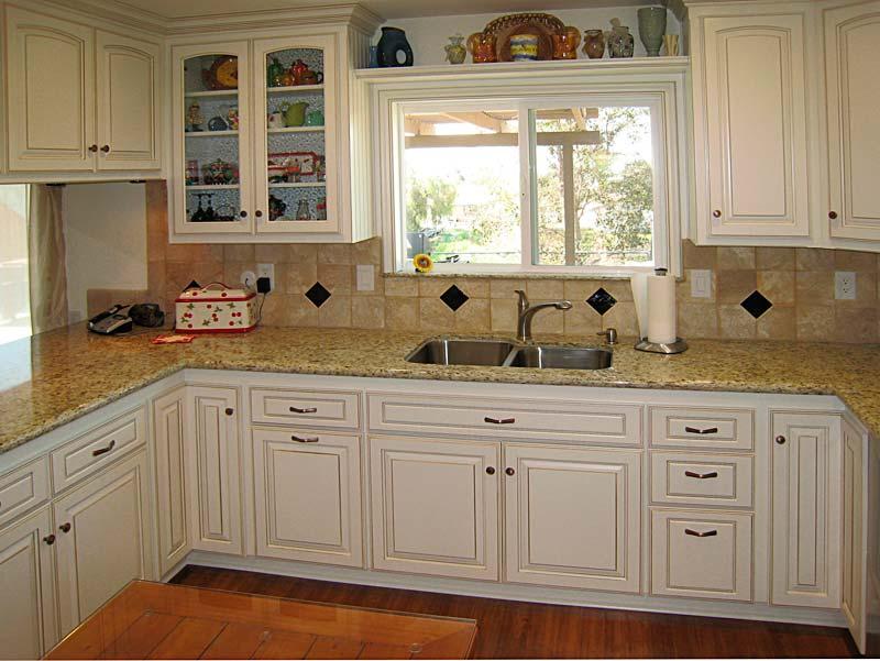 White Wood Kitchen Cabinets Kitchen White Kitchen