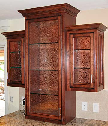 Custom Kitchen Cabinets From Darryns Custom Cabinets Serving