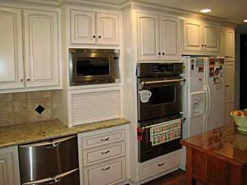 Alfa img Showing Microwave Kitchen Cabinet