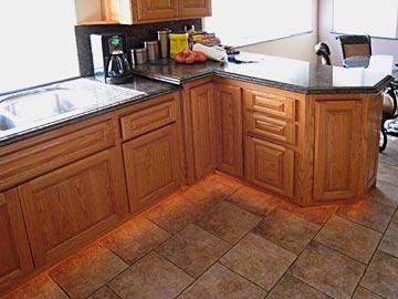 Kitchen Cabinets Toe Kick Lighting